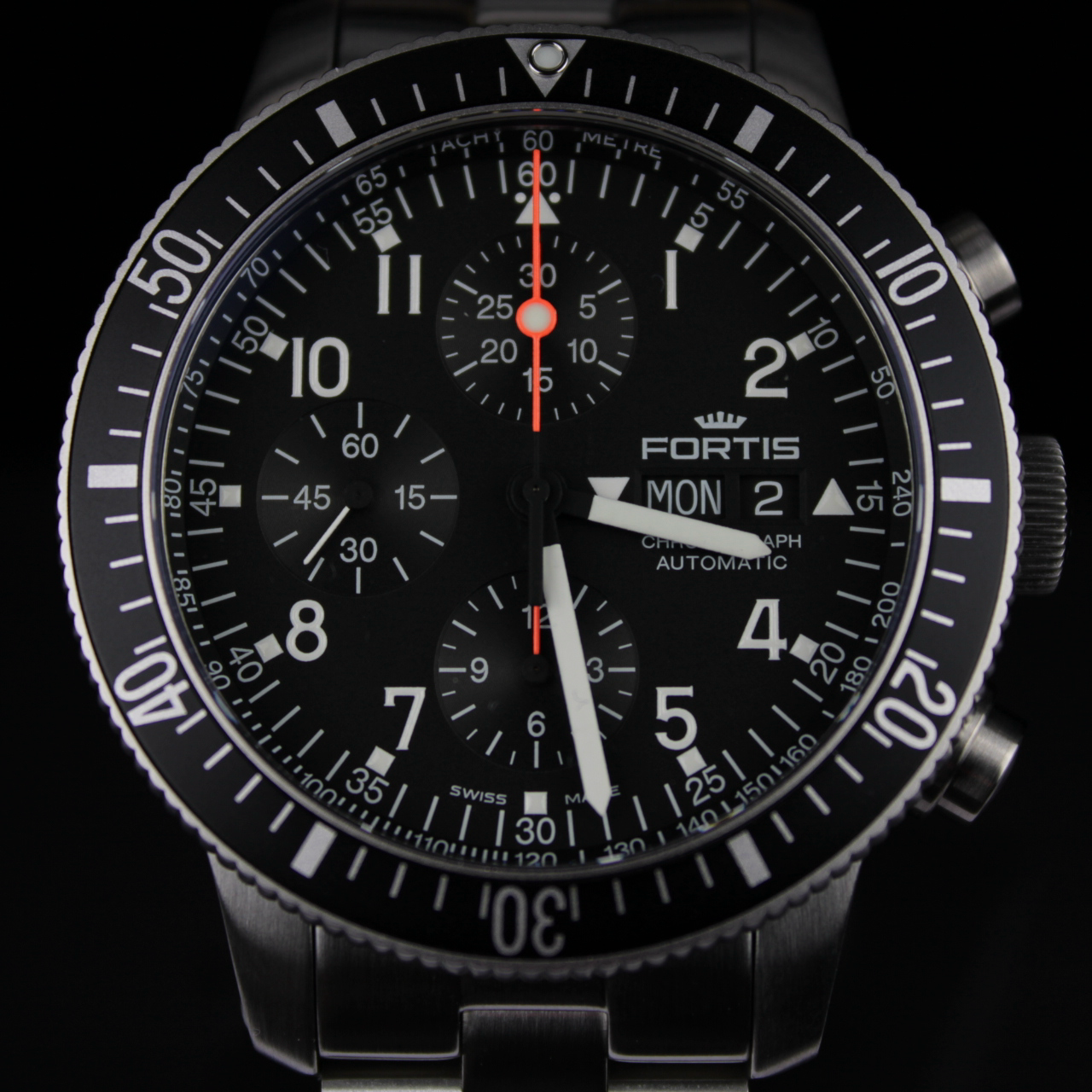 Fortis OFFICIAL COSMONAUTS CHRONOGRAPH, 638.10.11